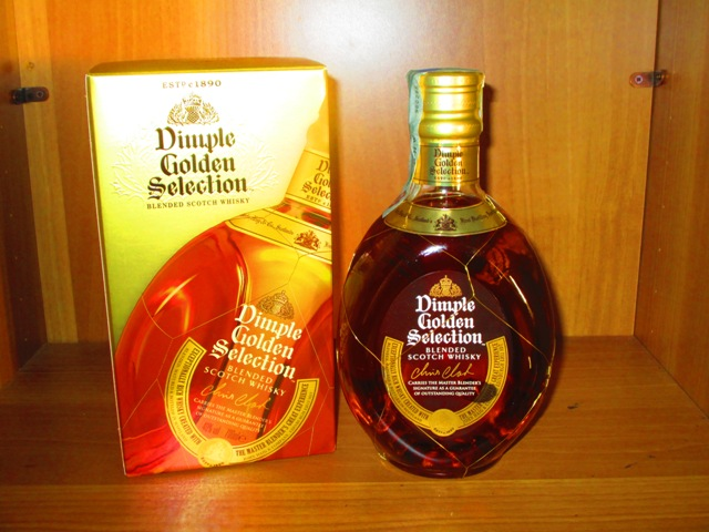 Dimple Gold Selection